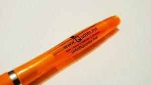 Pen Highlighter Orange